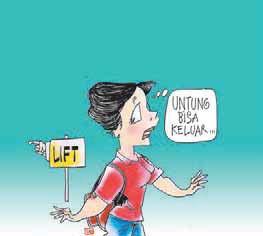 Naik-Turun Lift