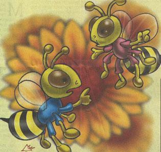 Doa Rere Si Lebah Madu